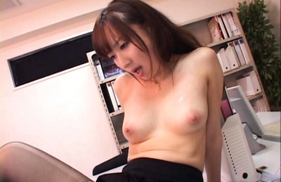 Reona Kanzaki Asian student gets fucked after school