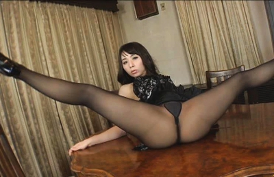 Erotic japanese pantyhose