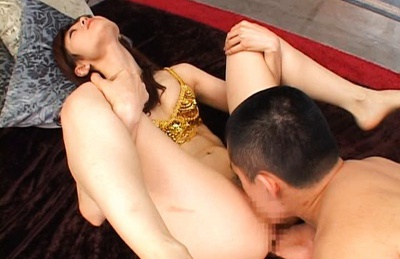 Mizuki Asian model has a hard rear fucking