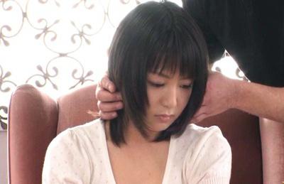 Nana Nanaumi Sexy Japanese teen enjoys hard sex