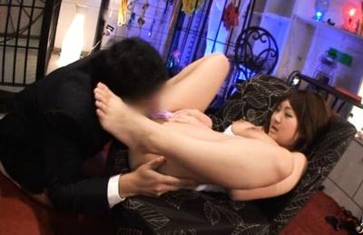 Hardcore sex with sweet Marin Koyanagi