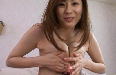 Yuma Asami gives a super morning blowjob and fucks
