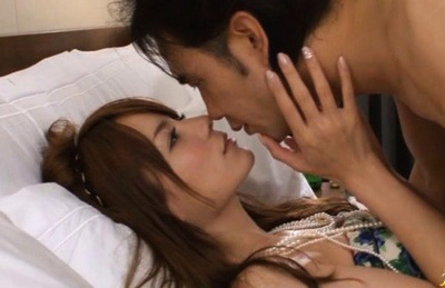 Rio Japanese model fucked in a dirty hotel