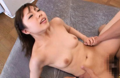 Saiche Hanumara Asian model gets her pussy fingered