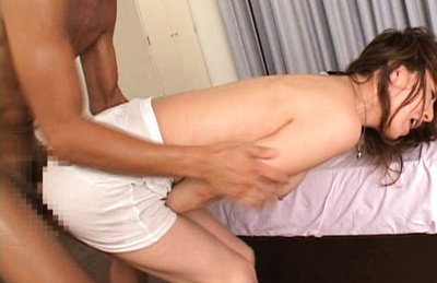 Honami gets nailed in the toilet 4