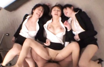 Japanese AV models are hot and horny