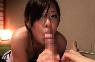 Big titted Japanese AV Model loves to make a cock cum