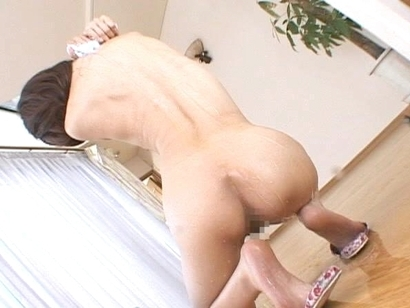 Honami Takasaka Hot Asian Housewife Enjoys Masturbating