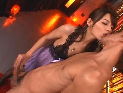 Tina Yuzuki Lovely Asian Model Gives Hot Blowjobs