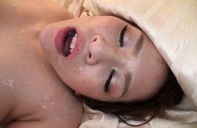 Savory milf Mashiro Kaname enjoys toy and cock insertion