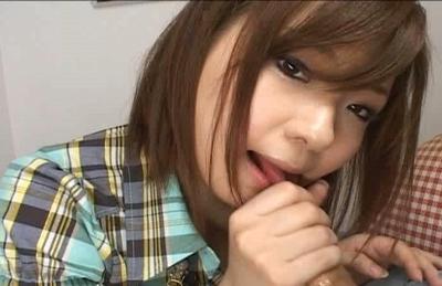 Mika Sonohara Hot Asian teen is getting a hard fucking