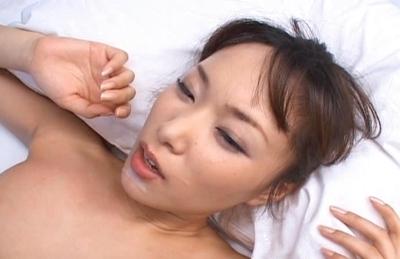 Yua Aida Lovely Japanese stewardess is hot and fucks hard