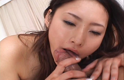 Risa is a hot Asian model who enjoys her threesomes