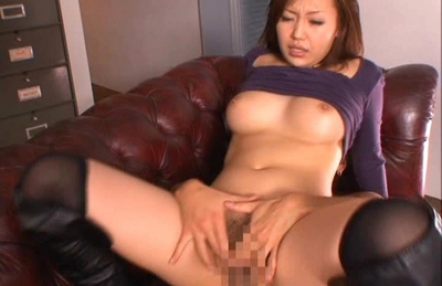 Nana Konishi Hot Asian doll enjoys getting a pussy licking