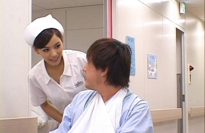 Rio Hot Asian nurse enjoys getting her wet pussy fondled