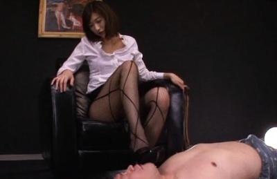 Lovely Ichika Konhata gets a wild fuck