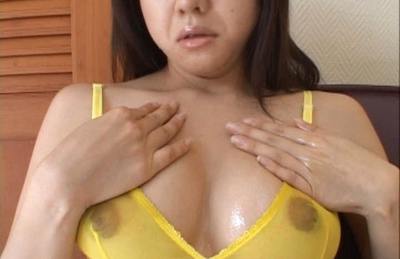 Chihiro Kawaoka Asian chick gets her pussy spread wide
